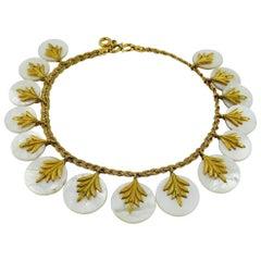 Robert Goossens Paris Vintage Charms Necklace