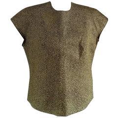 Quid Gold tone Shirt