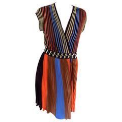 Missoni Multicolour Dress chemisier