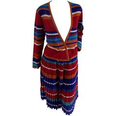 Missoni Multicolour Skirt Suits