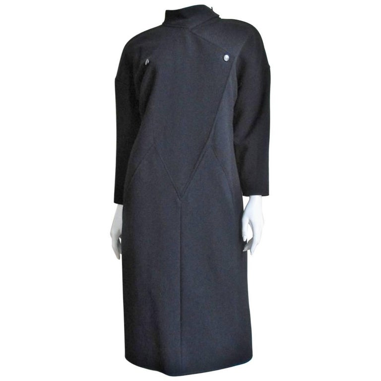 1970S Courreges Dress With Seaming