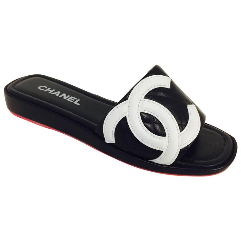 Chanel Ligne Cambon Black Quilted
