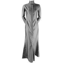 Alexander McQueen Joan Collection Cassock Dress