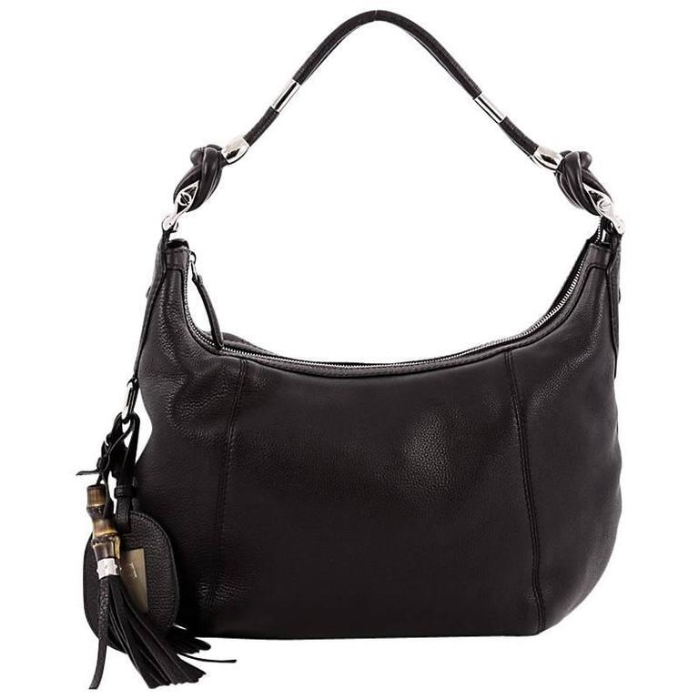 b8f28e56e1aa2f Gucci Techno Horsebit Hobo Bag For Sale | Stanford Center for ...