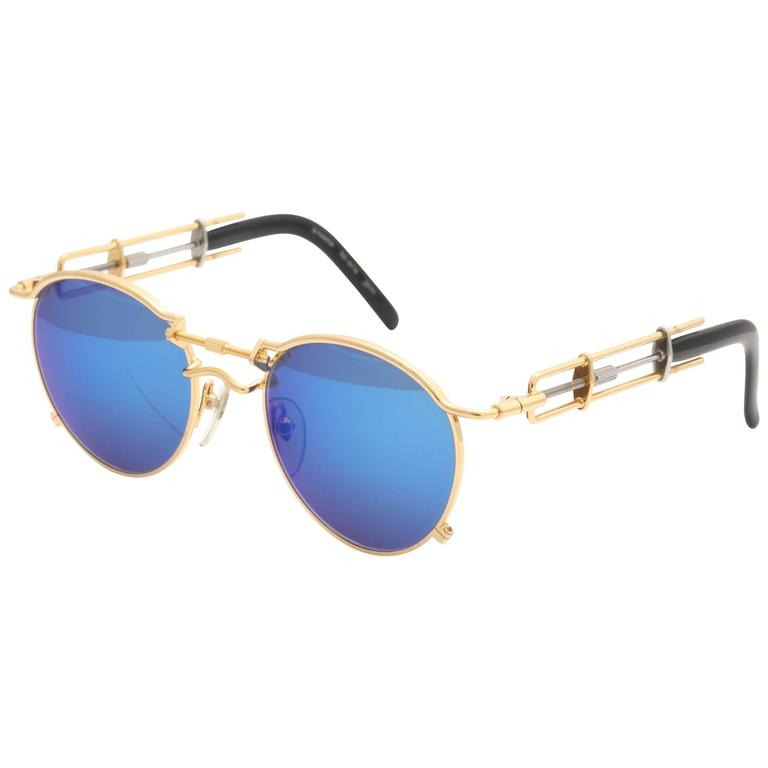 Paul 56 Jean 0174 Gaultier Vintage Sunglasses 3jR5A4L