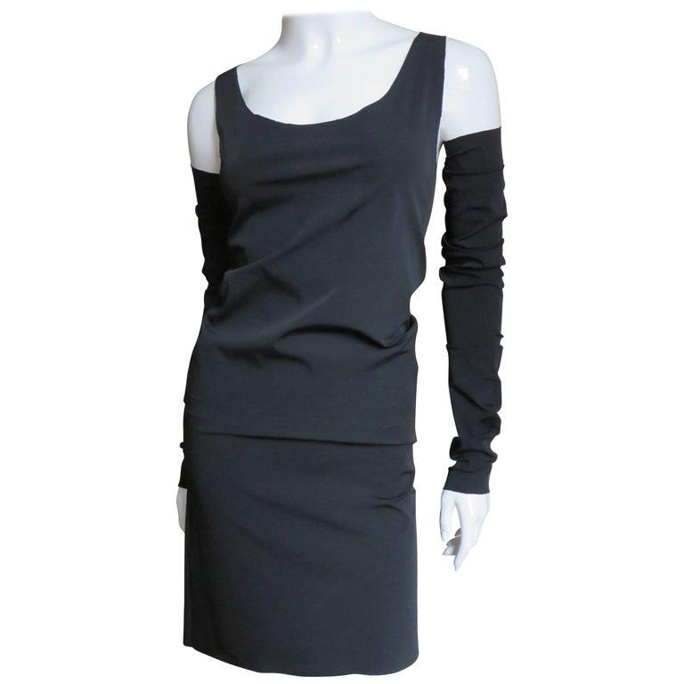 1990s Jean Paul Gaultier  2 Piece Dress & Sleeves