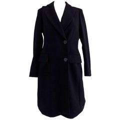 Moschino Black long jacket
