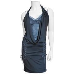 Christian Dior Halter Dress