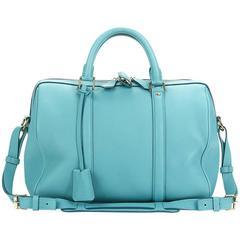 2011 Louis Vuitton Turquoise Calfskin Sofia Coppola PM