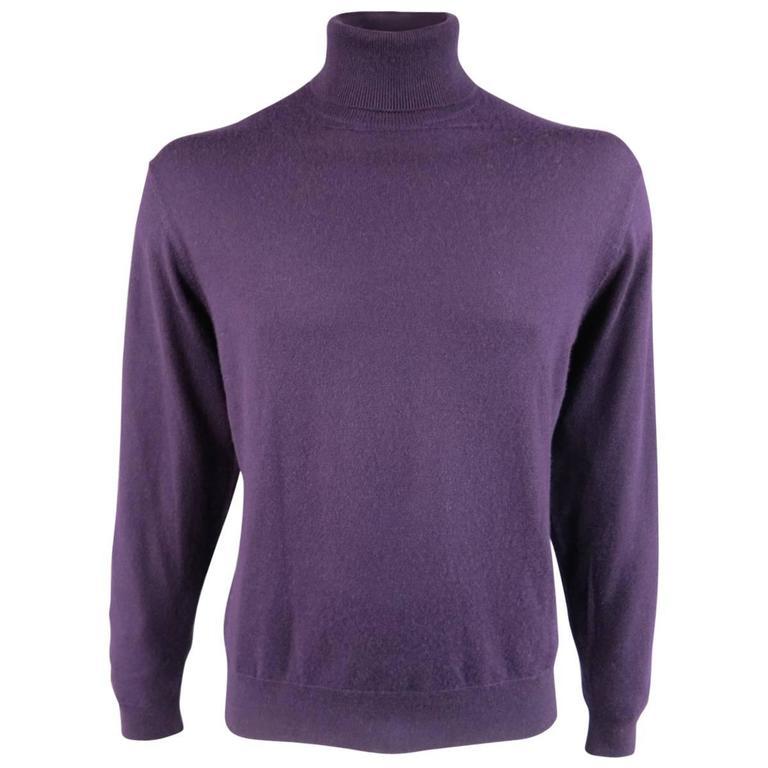 Navy Blue V Neck Sweater