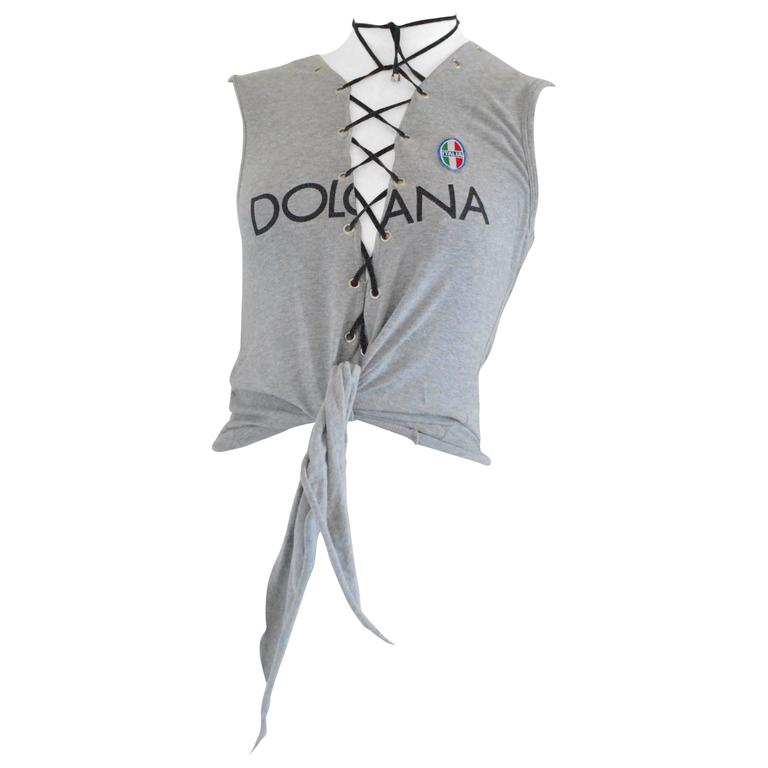 Dolce & Gabbana Grey Shirt 1
