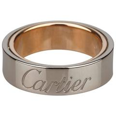 Cartier Silver Love Ring