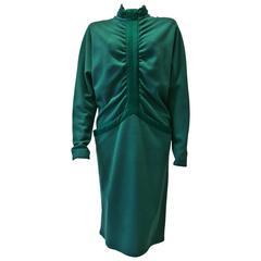 Gianni Versace Wool Dress, 1983