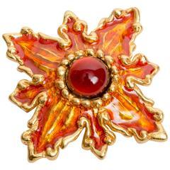 Vintage Christian Lacroix Pin