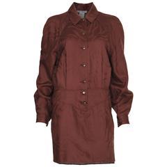 Lanvin Paris Shirt dress