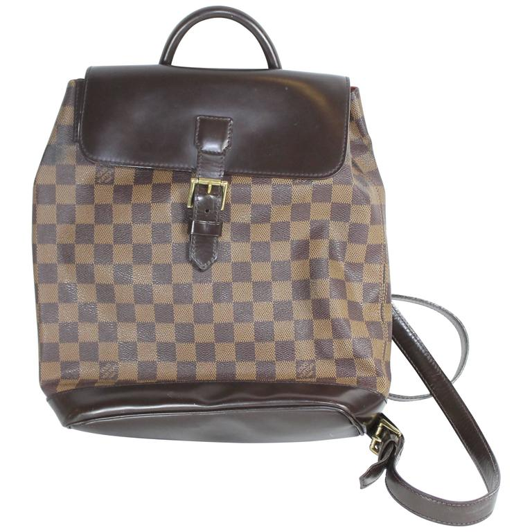 Soho Damier Backpack 1