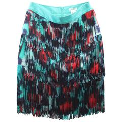 New amazing Kenzo Fringed Skirt