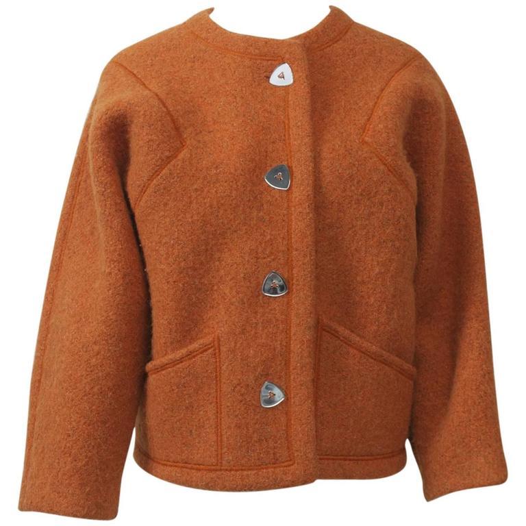 Missoni Pumpkin Jacket