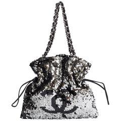 Chanel Summer Nights Drawstring Bag