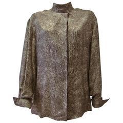 Rare Gianfranco Ferre Silk Shirt