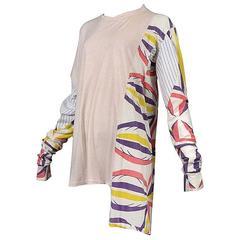 Vivienne Westwood World's End Printed Shirt