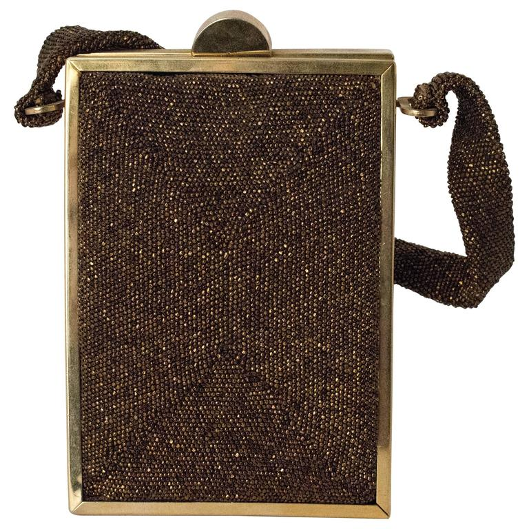 40s Beaded Handbag