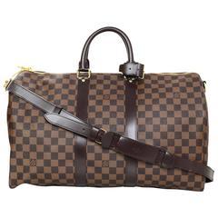 Louis Vuitton Damier Keepall Bandouliere 45