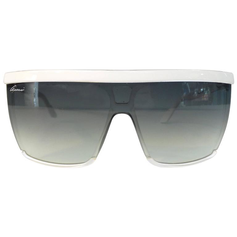 2012 Gucci Retro Sunglasses at 1stdibs