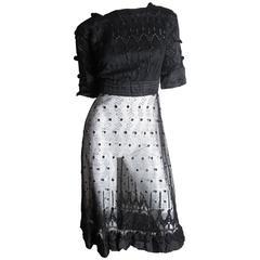 1920s Lace Dress