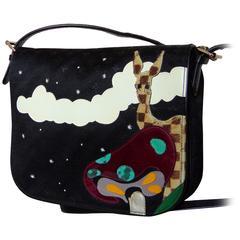 Limited Edition Louis Vuitton Conte de Fees Collection Patchwork Messenger Bag