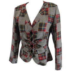 Ungaro multicolour wool jacket