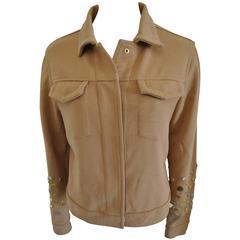 Fendi jacket with studs