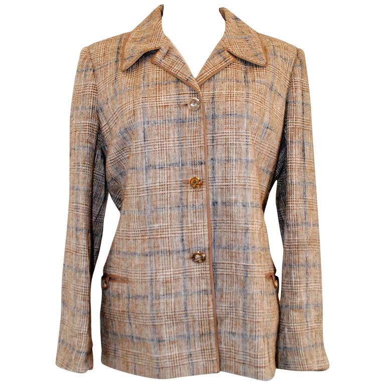 Hermes Jacket For Sale