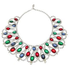 Vintage Alice Caviness Moghul Collar