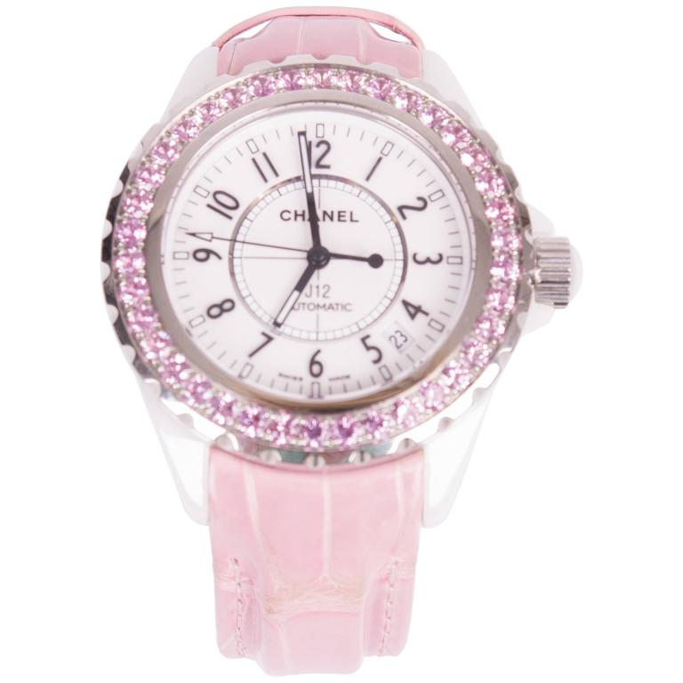 steel ae fff ceramic reebonz on stainless bgcolor women steelceramic mode chanel pad watches