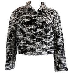 Valentino Black and White Jacket