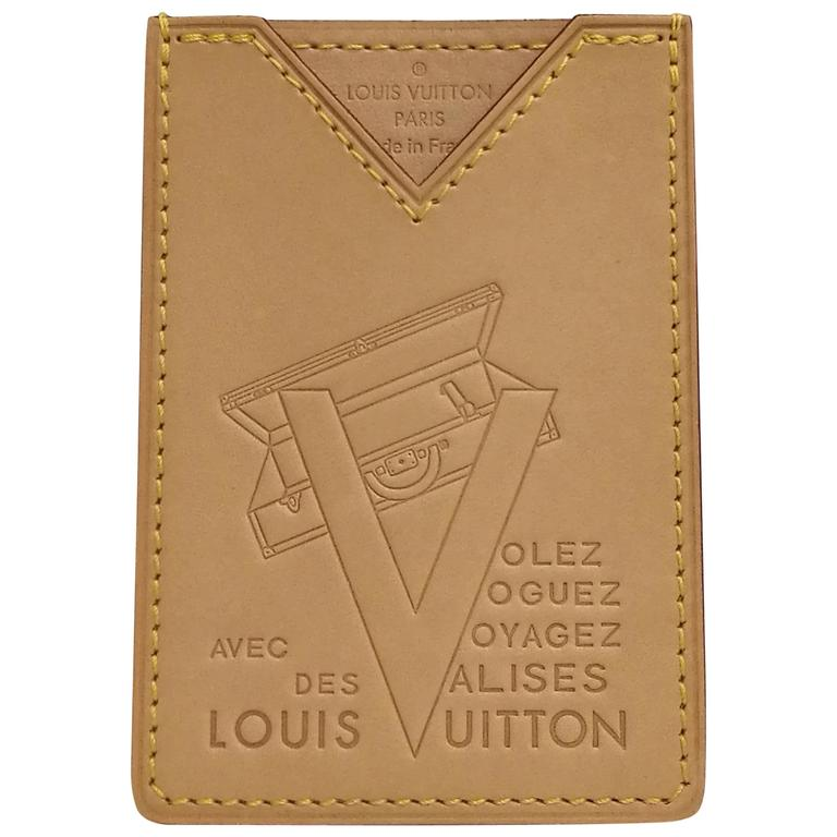 0d6317b7b96b Louis Vuitton Lim. Ed. Card holder