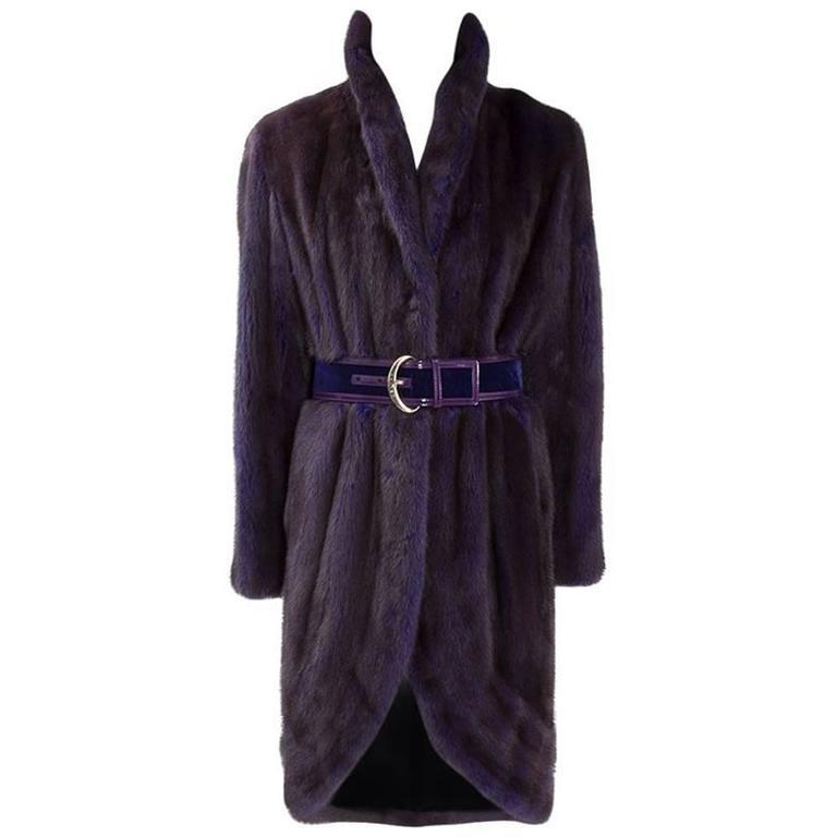 Celine Runway Mink Coat, Fall-Winter 2005-2006