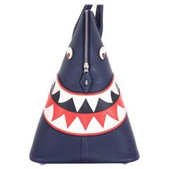 Limited Edition Hermes Shark Bolide INDIGO UNISEX LOVE THIS!