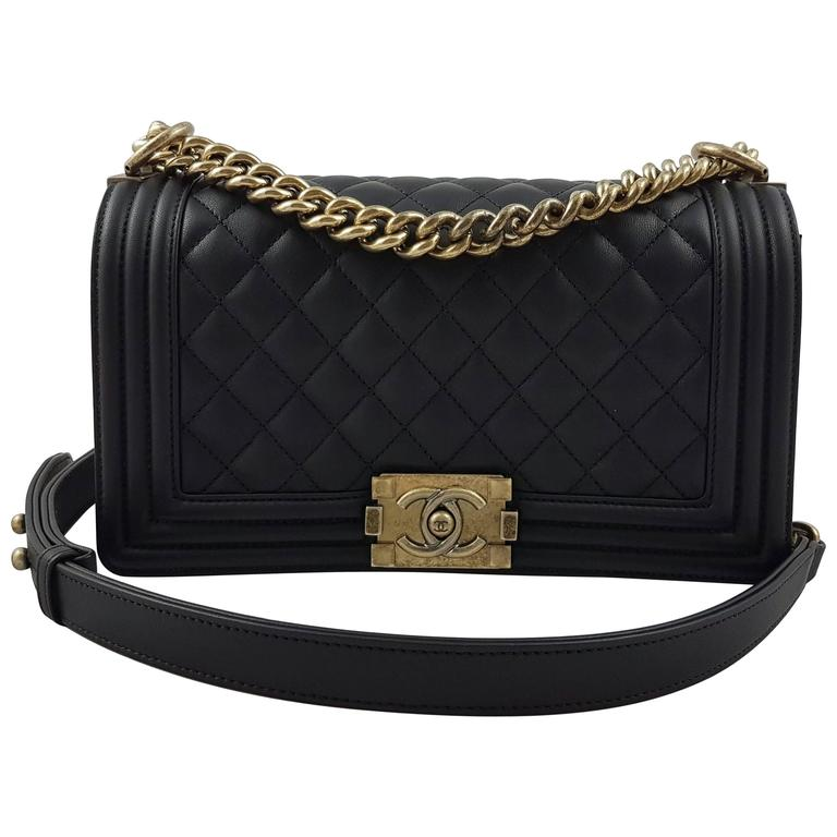 how to find boy bag chanel