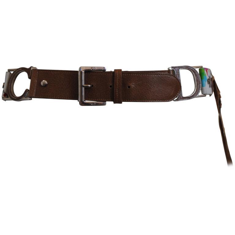Christian Dior Belt 1