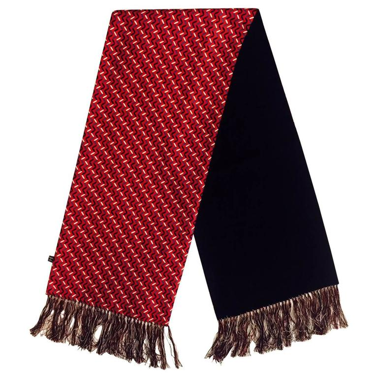 92c8425be5f2 Men's or Women's Turnbull and Asser Silk and Cashmere/Wool Scarf at ...