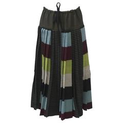 Gaultier Pleated Skirt