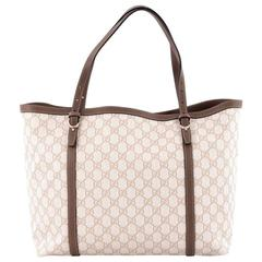 Gucci Nice Tote GG Coated Canvas Medium