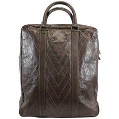 Kangaroo leather Louis Vuitton Soana Bag. Runaway 2008