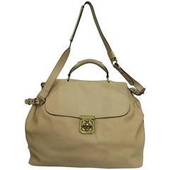Chloé Large Elsie Beije Leather bag
