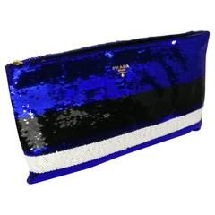 Prada Sequins Clutch