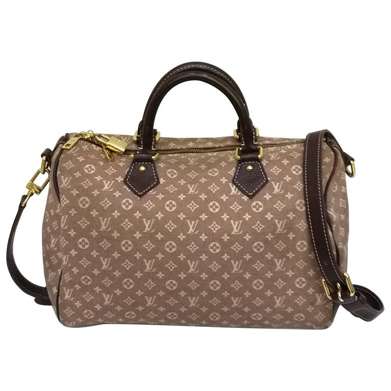 Louis Vuitton Idylle Speedy 30 Bag