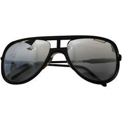 Alitalia Black Anthracite sunglasses
