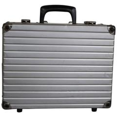Rimowa luggage small light weight dj suitcase